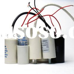 AC starting motor capacitor for water pump