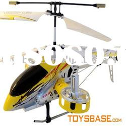 Alloy 4 channel remote control helicopter gyro