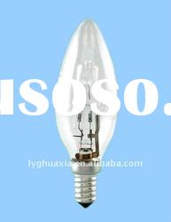 CANDLE C35 Energy saving halogen lamp CE ROHS Class C
