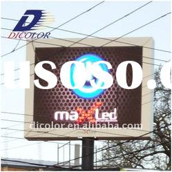 China full color outdoor LED displays for advertising use