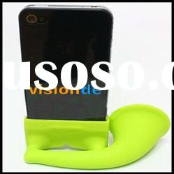 Cute Horn Stand speaker for apple iphone 4 4g