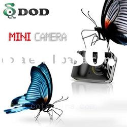 Digital video camera with Motion Detection