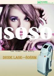 Diode Laser Hair Removal with Medical CE