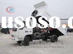 DongFeng XBW 4X2 dump truck