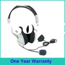 For Microsoft for XBOX 360 Game NEW Stereo Headset with Mic