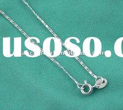 HOT! 925 sterling silver chains, new fashion jewelry chains MANY STYLE AND SIZE CAN CHOOSE