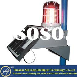 ISO &CE factory of Solar Obstruction Light 502-a solar traffic warning light