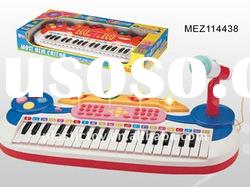 Kid learn music of plastic electronic organ MEZ114438