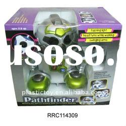 Kid plastic remote robot toy RCC114309