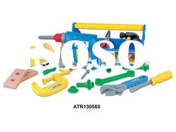 Kid plastic toy tool set toy ATR130560