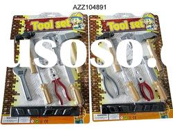Kid play plastic tool set toy AZZ104891