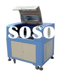 LX640 wood and acrylic laser engraving machine