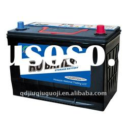 Lead acid Maintenance Free 12volt car battery N120R
