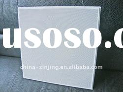 Metal perforated ceiling panels/lay in ceiling panel (ISO9001,CE)