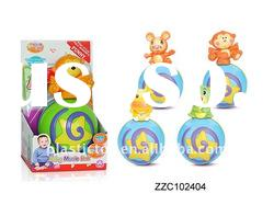 Music ball toys for kid new products ZZC102404