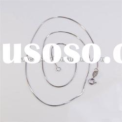 New style! 925 A+sterling silver chains, jewelry chains MANY STYLE AND SIZE CAN CHOOSE