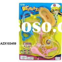 Plastic baby doctor set toy AZX103459