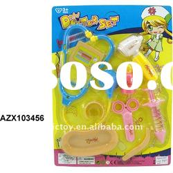 Plastic kid doctor set toy AZX103456