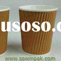 Professional Supplier of Corrugated Cups in China