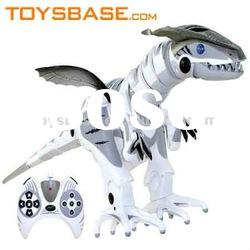 Remote control battery operated dinosaur toys