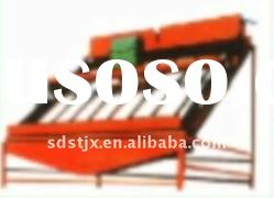 STRS series high frequency vibrating screen