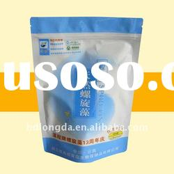 Seal plastic food bags with zipper top