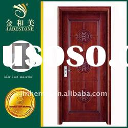 Solid Wood Door For Interior Room JHM-020