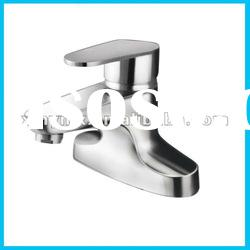 Stainless steel Lavatory Basin Mixer Faucet