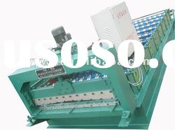 TY10-100-1000 automatic roof panel roll forming machine in China