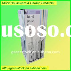 Toilet Brush With Roll Holder