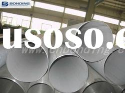 Welded stainless steel tube for heat exchanger