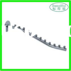 Wholesale metal round pipe coat hooks wall mounted