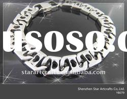 YB079 316L stainless steel jewelry bracelet body and mind