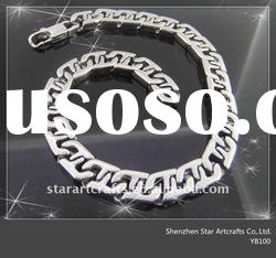 YB100 316L stainless steel magnetic clasps for bracelets