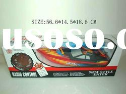 (in stock) rc radio control remote racing toy boat
