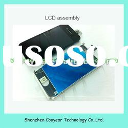 cellphone parts original new wholesale lcd with digitizer assembly for iphone 4 paypal is accepted