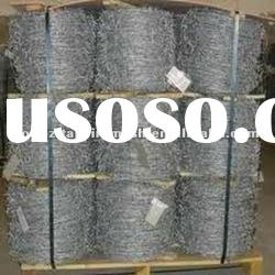 china cheap Low carbon steel wire barbed wire designs