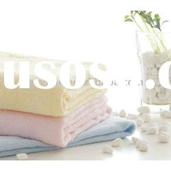 cotton plain bath towel for hotel