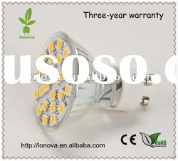 dimmable gu10 led spot light