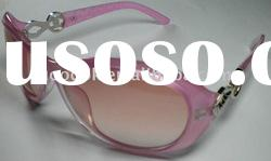 fashion pink cheap name brand sunglasses
