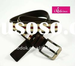 ladies genuine leather belt