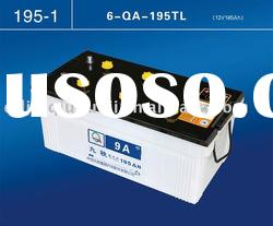 lead acid dry auto batteries NS150R