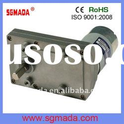 low rpm high torque dc gear motor