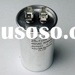 motor run capacitor CBB65 25uf