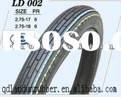 motorcycle tyre and inner tube 275-18
