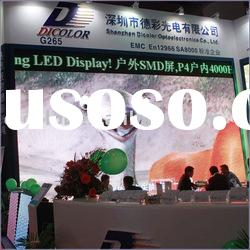 outdoor led TV display in Thailand--Shenzhen Dicolor