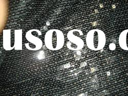 sequin/spangle embroidery mesh fabric ready goods/stock