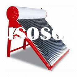 solar water heater,solar hot water,non pressure solar water heater,domestic solar water heater
