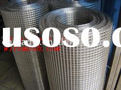 welded wire mesh;galvanized wleded mesh roll
