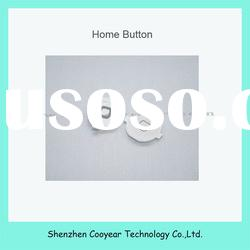white high quality home button for iphone 4g paypal is accepted